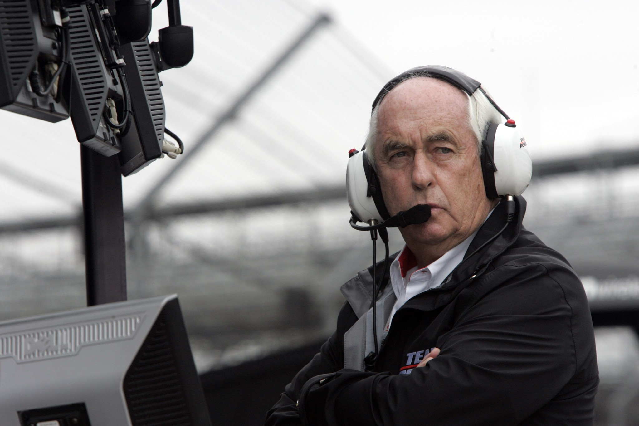 THE CAPTAIN, ROGER PENSKE.